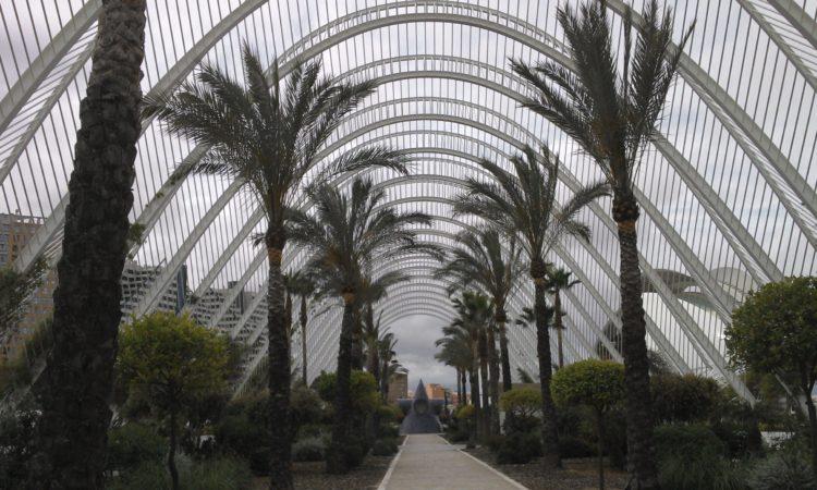 Valence- cité des sciences - Espagne