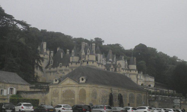 Château d'Ussé - Tours