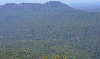 Katoomba blue mountains australie