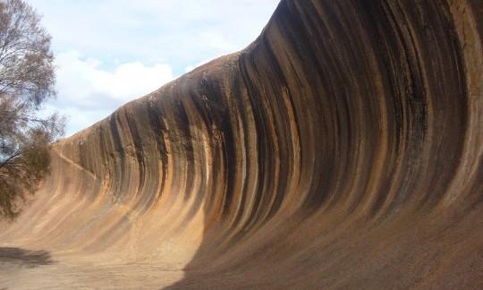 Rock waves - Australie