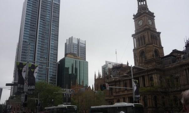 buildings sydney - Australie