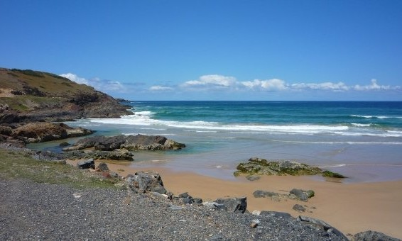 coffs harbour beach australie