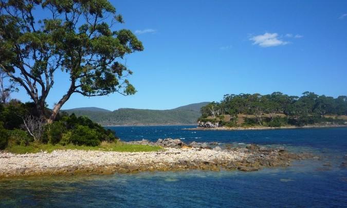Port arthur tasmanie australie