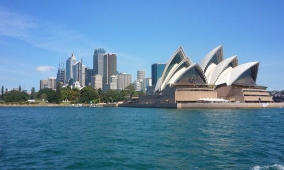 opéra sydney - Australie