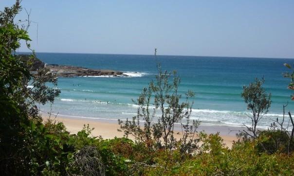 quennscliff beach - australie