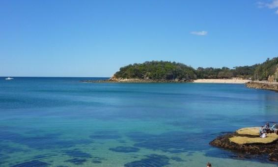 shelly beach - australie