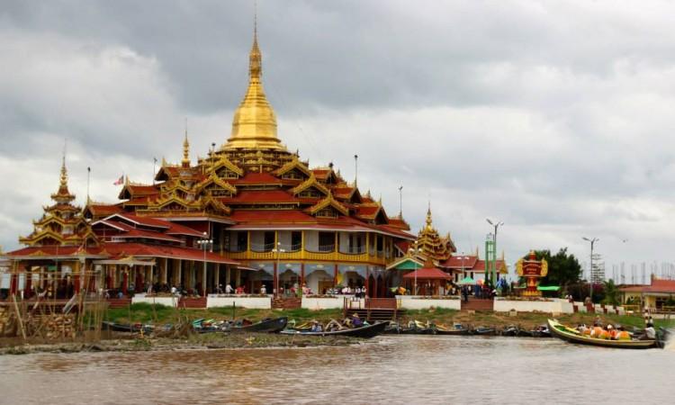 Lac Inle - Birmanie