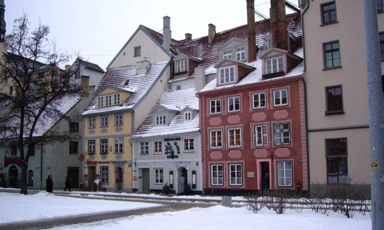 Riga- Lettonie