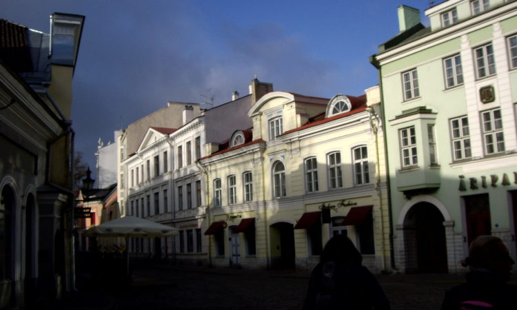 Tallin - Estonie