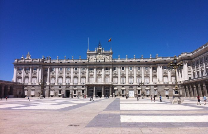 Palais Royal - Madrid