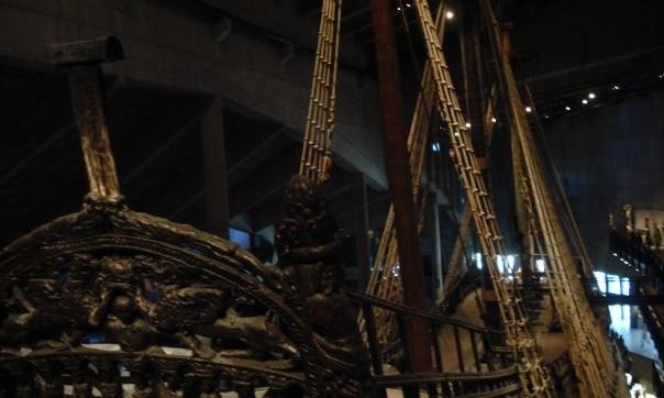 Musée Vasa - Stockholm - Suède