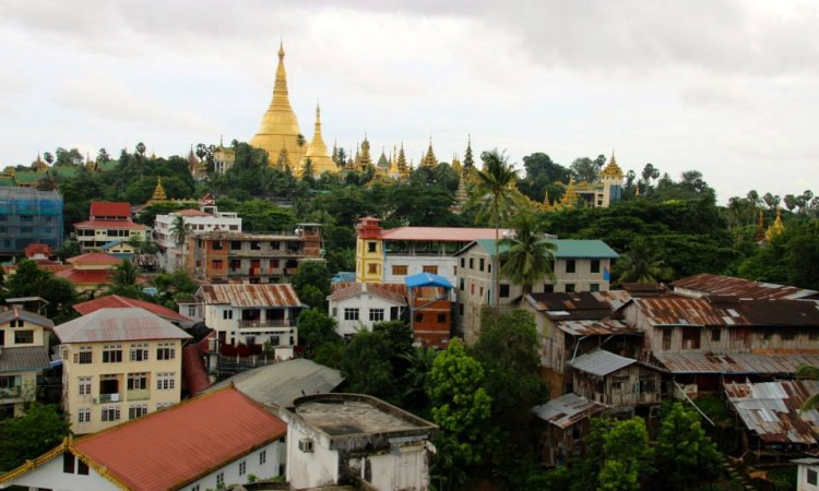 Pagode Schwedagon - Yangon - Birmanie