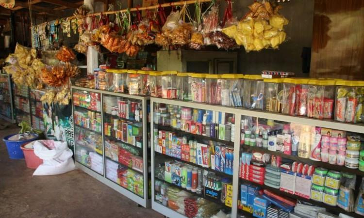 supermarché - - Trek Pays Shan - Birmanie