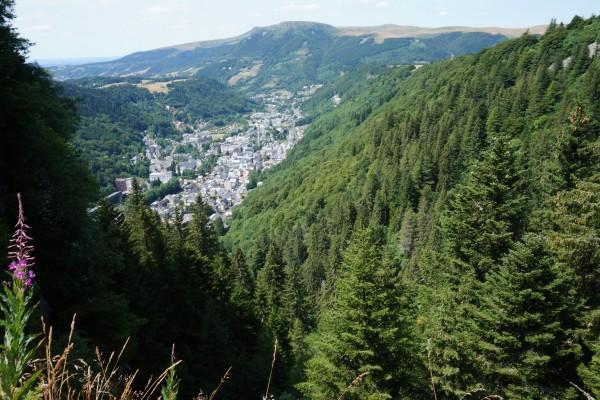 Grande cascade - Mont Dore- Auvergne