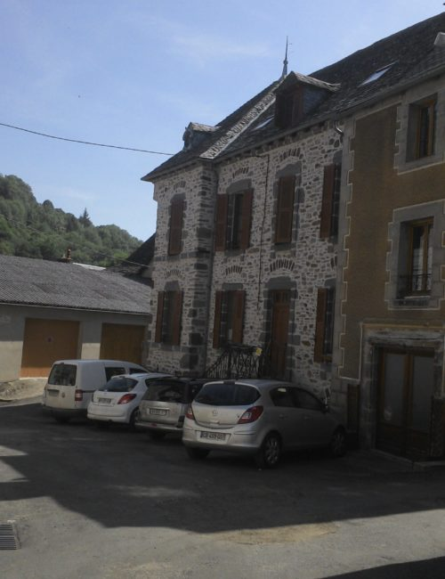 Saint Chély d'Aubrac