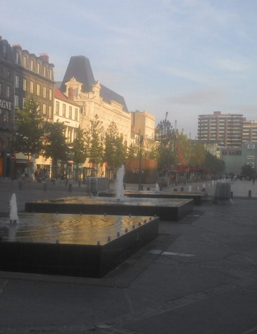 Place Jaude - Clermont Ferrand
