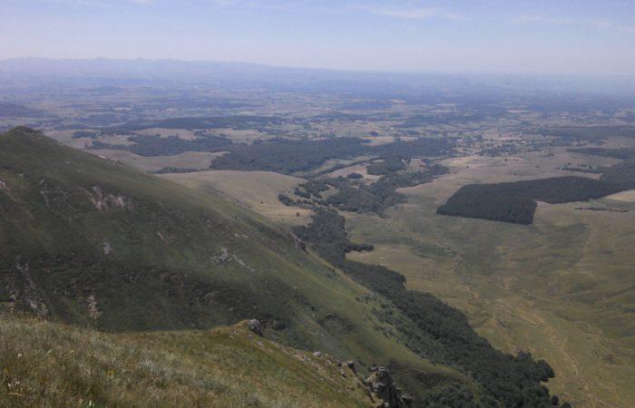 Vallée chaudefour- Puy de Sancy - Monts d'auvergne