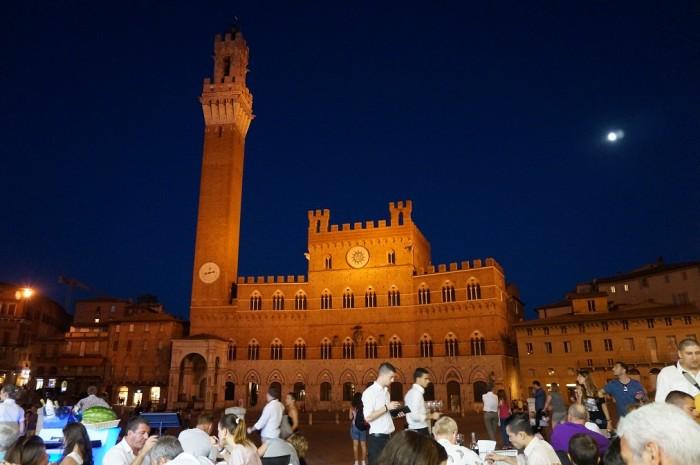 Sienne - Toscane -Italie