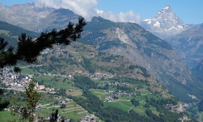 Torgnon - Aoste - Italie