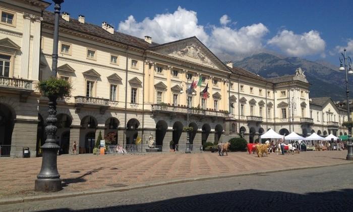 Aoste - Italie