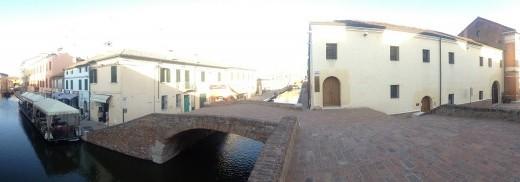 Comacchio - Italie