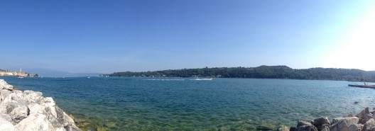 Lac de Garde - Italie