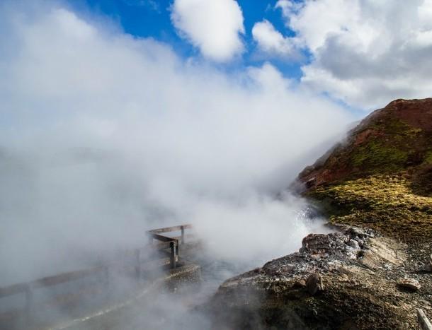 Deildartunguhver - Islande