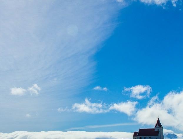 Eglise Couverture - Islande