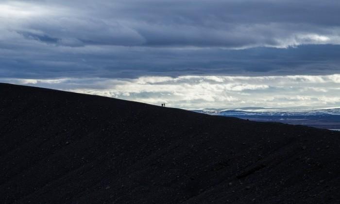 Hverfjall - Islande