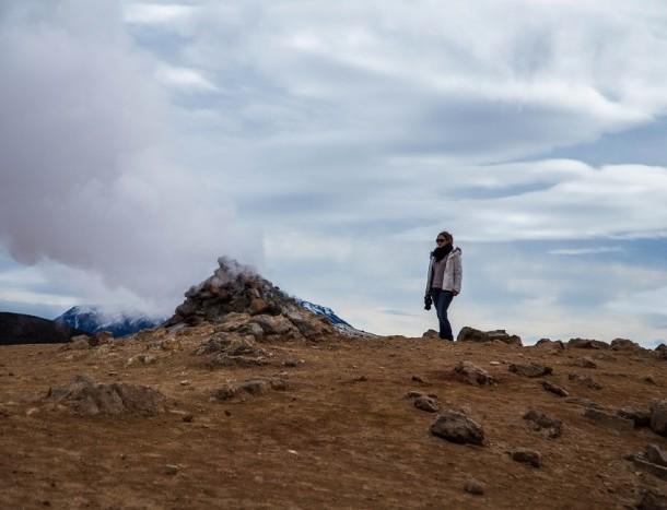 Hverir - Islande