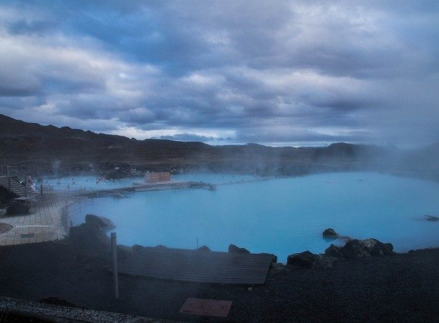 Myvatn Nature Baths - Islande