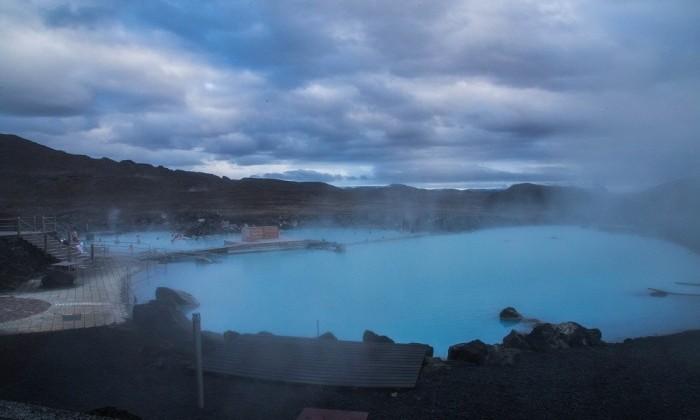 Myvatn Nature Baths - Islande