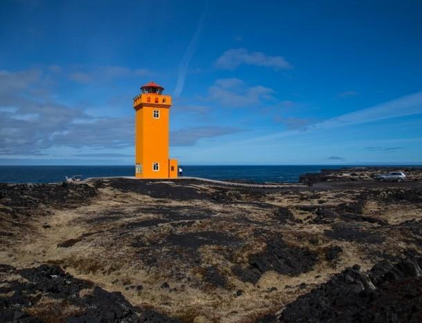 Ondverdaenes – Falki - Islande