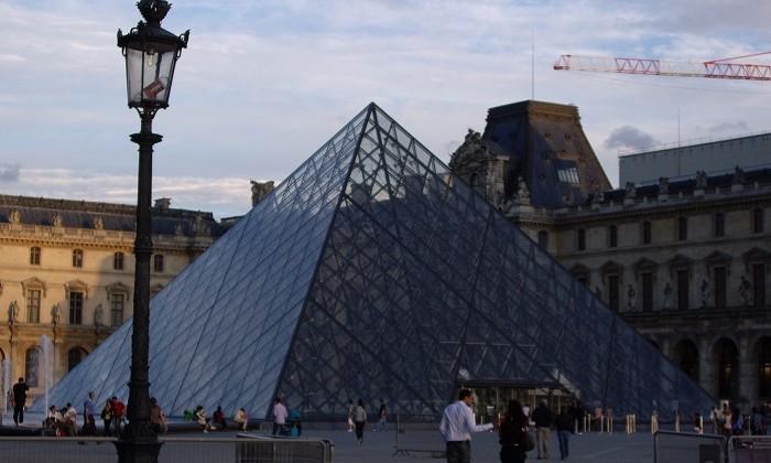 Le Louvre - Paris