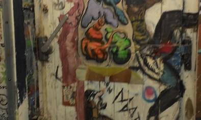 Art contemporain - Frigos de Paris