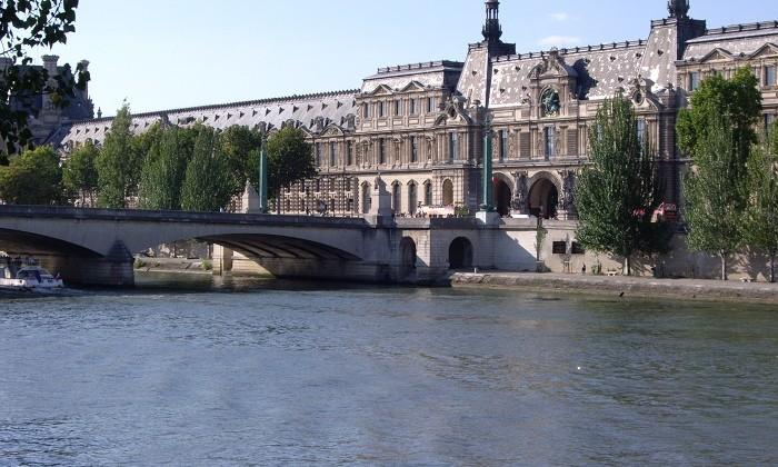 La Seine- Paris
