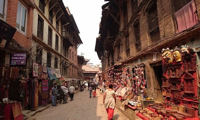 Bhaktapur_Népal