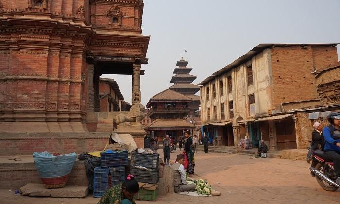 Durbar square _ Bhaktapur _ Nepal