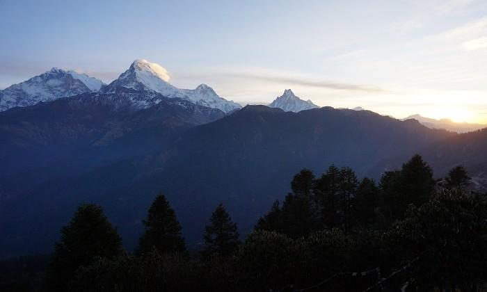 Poon Hill - Annapurnas - Népal