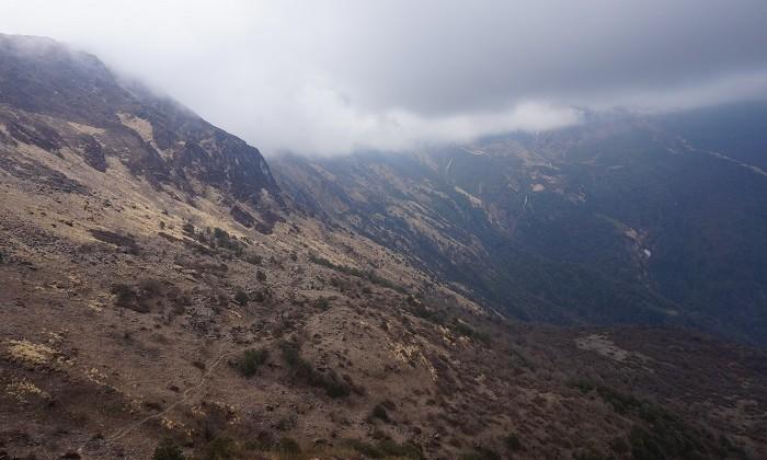 De Kophra à Isuaru - Trek Annapurnas - Népal