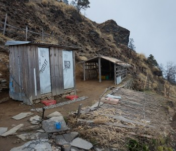 Lodge Isuaru - Annapurnas - Népal