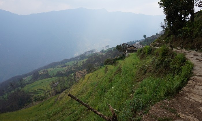 Gandruk - Trek Annapurnas - Népal