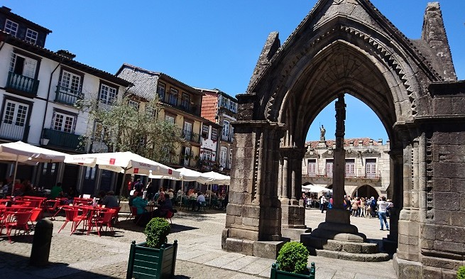 Guimaraes - Porto