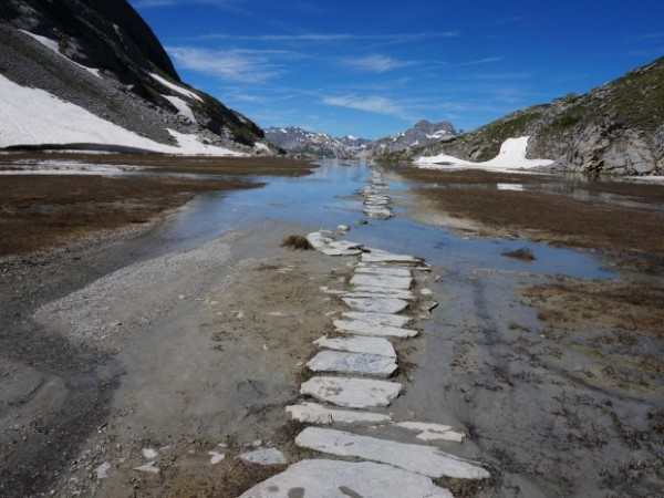 Vanoise J1 Lac des Vaches