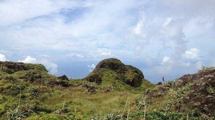 La Soufrière - Basse Terre - Guadeloupe