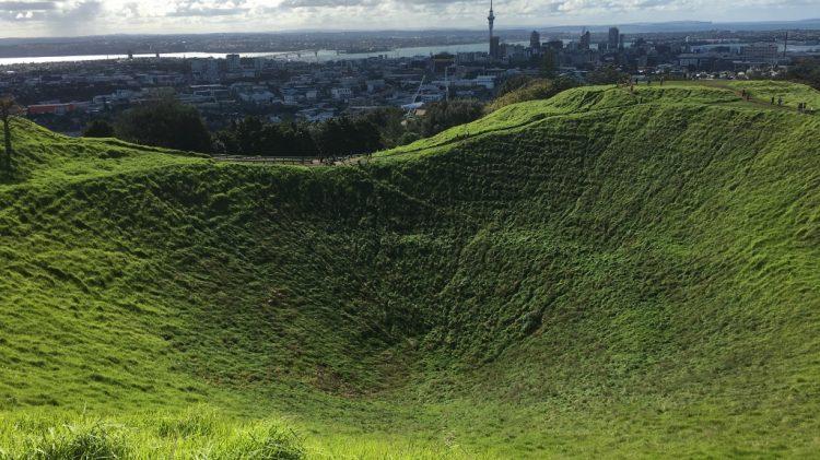 Mont Eden _ Auckland