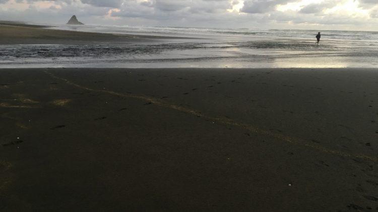 Karekare Beach - Nouvelle Zélande