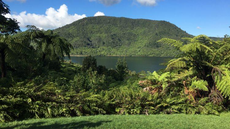 Rotorua - Nouvelle Zélande