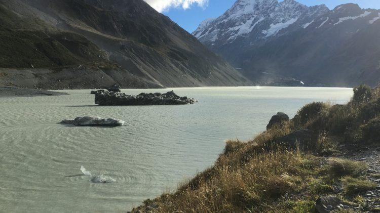 Mont Cook - Nouvelle Zélande