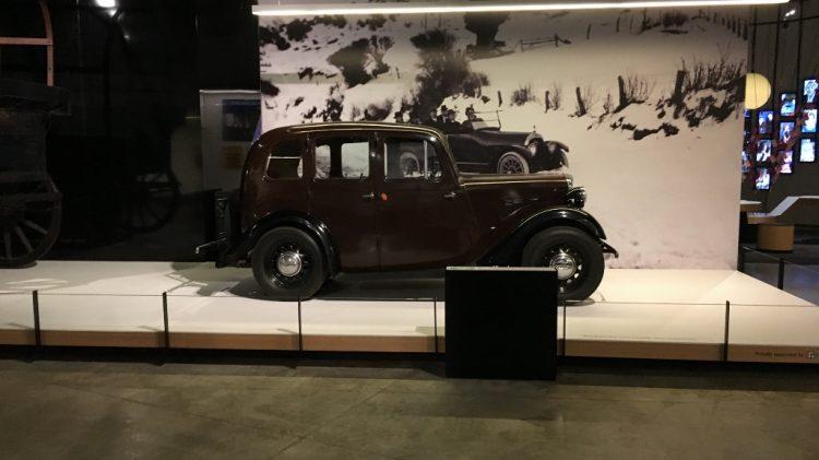Settle Otago Museum - Dunedin
